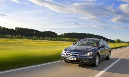 Обзор Honda Legend: проверен городом и кольцевой трассой