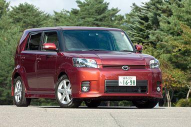 Обзор новинки семейства Corolla — Toyota Corolla Rumion