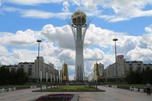 Фотоотчет поездки Челябинск—Астана в июле 2013 года