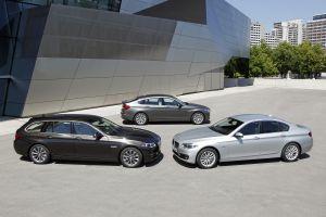 Тест-драйв обновленных BMW 5-series и BMW 5-series Gran Turismo. Аверс и реверс