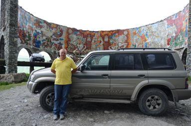 Из Алма-Аты на Кавказ на Nissan Patrol