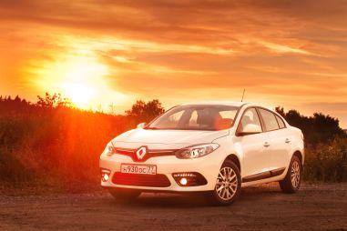 Тест-драйв Renault Fluence. Не Логаном единым