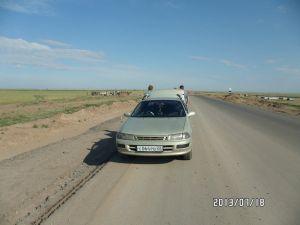 Автопутешествие в Киргизию на Иссык-Куль