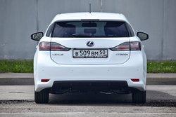 Lexus CT200h Sport