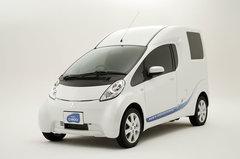 i-MiEV CARGO — первый грузовой электромобиль от Mitsubishi