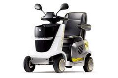 Для заправки кресла-каталки Suzuki MIO требуется спирт