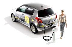 Двигатель в гибриде Suzuki Swift Plug-in Hybrid работает только для зарядки батареи