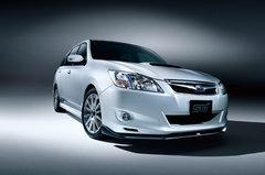 Спортивный минивэн Subaru Exiga 2.0GT tuned by STI выйдет в серию
