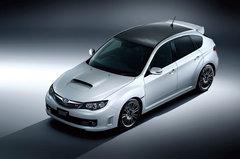 Спорт-кар Subaru Impreza WRX STI получил карбоновую крышу
