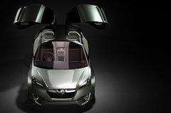Subaru возвращается к теме гибридов: концепт Hybrid Tourer