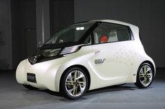 Вторая версия электрокара Toyota FT-EV получила сдвижные двери