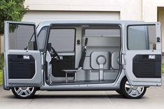 Универсальный микровэн Daihatsu Deca Deca подойдет для любого хобби