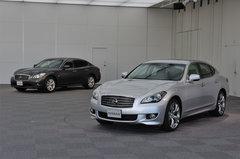 Новая Fuga — флагман линейки Nissan — получит фирменный гибридный привод