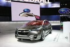 Subaru и Honda, битва концептов: Tourer Hybrid против Skydeck