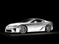 Все подробности о первом суперкаре Lexus: 560 л.с., $375 000