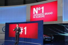Новый план Nissan — стать первым автопроизводителем! В Европе. Среди японцев...