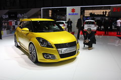 Спорт-кар Suzuki Swift: красив, но под капотом – «шляпа»