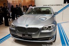 Выбираем BMW: экологичный ActiveHybrid 5 против мощной Alpina B6 Bi-Turbo