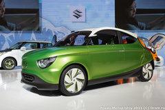 Suzuki в поисках экономии топлива, комфортной езды и своей гибридной системы