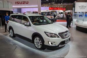 Subaru изучает спрос на «внедорожный» минивэн-универсал