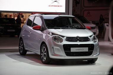 PSA продаст один автомобиль дважды: представлены Peugeot 108 и Citroen C1