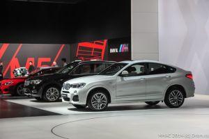 BMW привез в Москву новый X4 и два «броневика», а также назвал ценник на гибрид i8