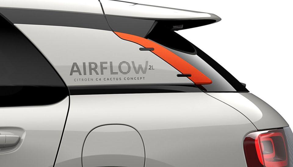 Citroen C4 Cactus Airflow 2L