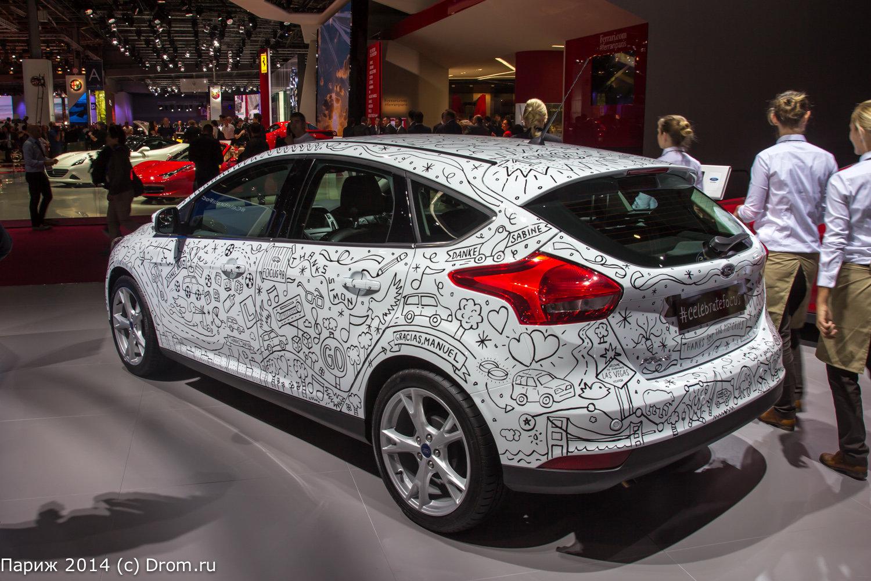 Обзор и описание нового Ford Focus (Форд Фокус) 2016/2017
