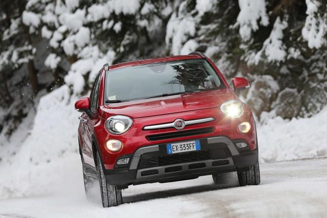 Fiat 500X DCT