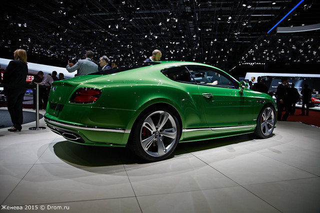 Bentley GT Speed New