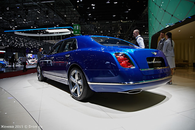 Bentley Mulsanne Speed New