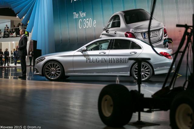 Mercedes-Benz C350 E Plug-In Hybrid