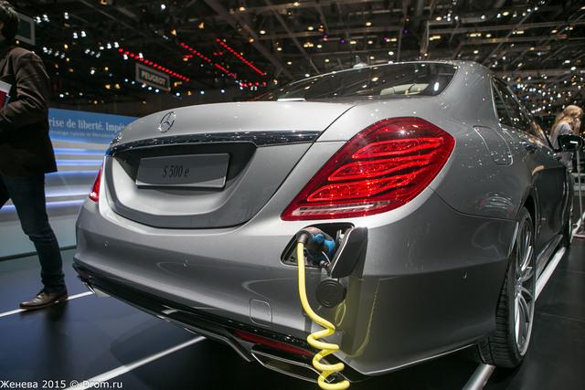 Mercedes-Benz S500 e