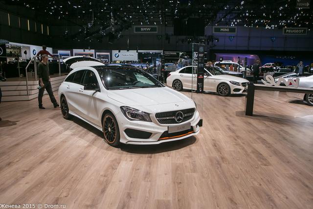 Mercedes-Benz CLA250