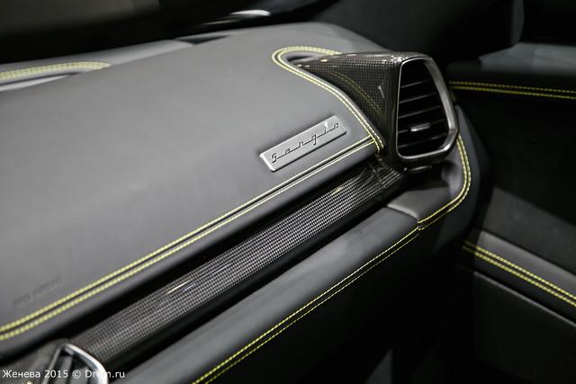 Pininfarina Ferrari Sergio