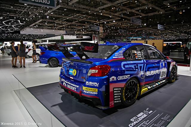 Subaru STI NBR Challenge