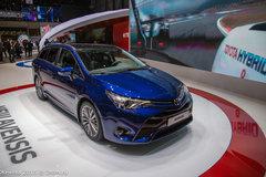 Новость о Toyota Avensis