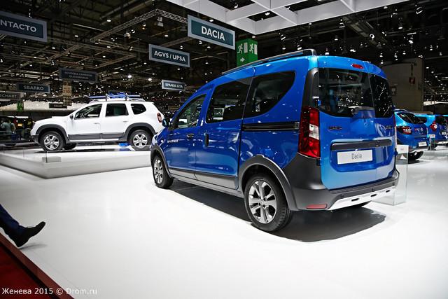 Dacia Dokker Stepway
