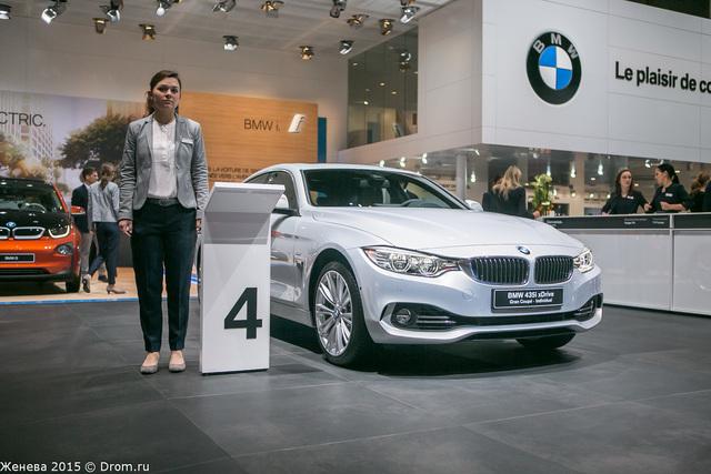 BMW 435i xDrive Gran Coupe Individual
