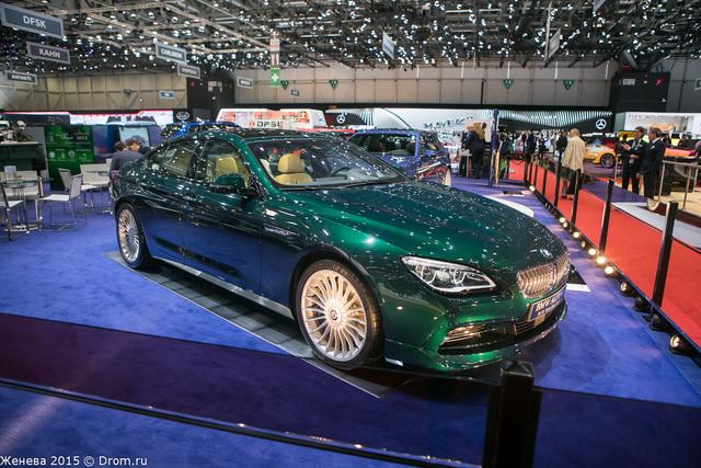 BMW Alpina B6 Bi-turbo Gran Coupe