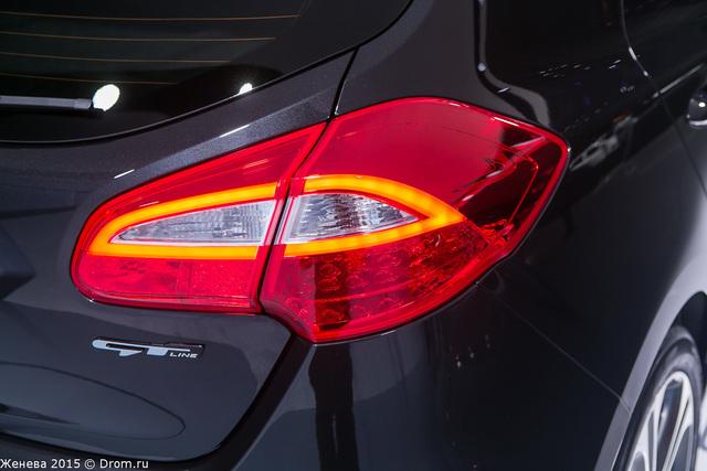 Kia Ceed GT line
