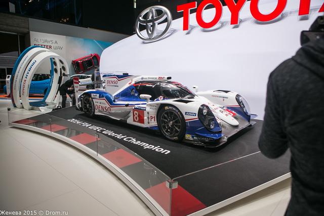 Toyota TS04