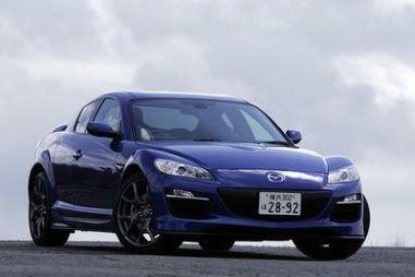 Обзор обновленной Mazda RX-8
