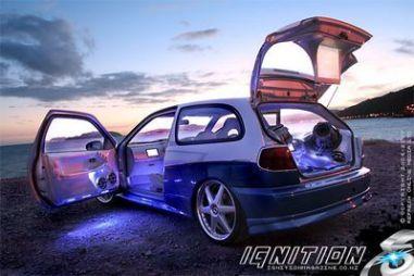 Тюнинг Nissan Pulsar. Неожиданный результат