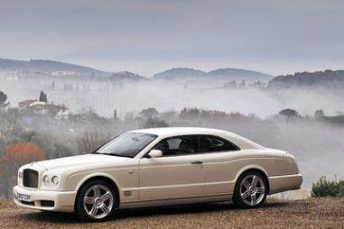 Обзор Bentley Brooklands. Роскошное купе со сверхмощным двигателем