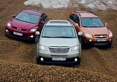Статья о Mazda CX-7