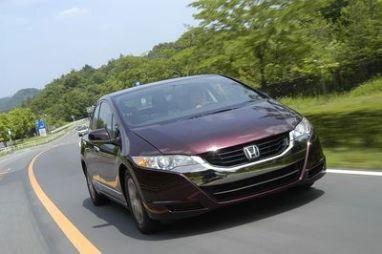 Обзор водородно-электрической Honda FCX Clarity. Будущее стало еще на один шаг ближе