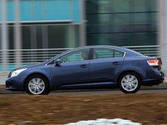 Статья о Toyota Avensis