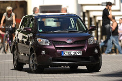 Статья о Toyota Urban Cruiser