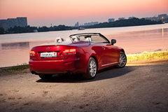 Статья о Lexus IS250C